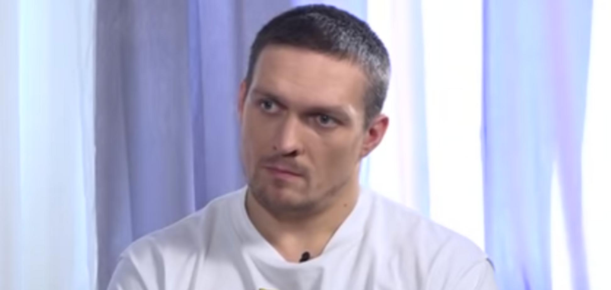 'Багато закордонного': Усик розповів, як відчув себе дурнем, і звернувся до українців
