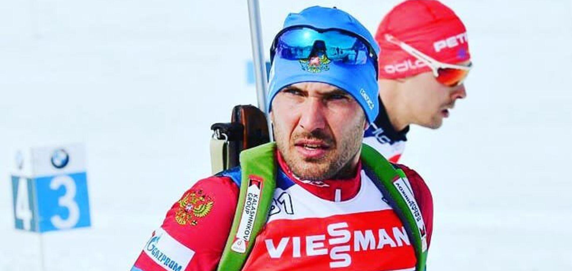 Біатлоніст збірної Росії втік після провалу на чемпіонаті світу