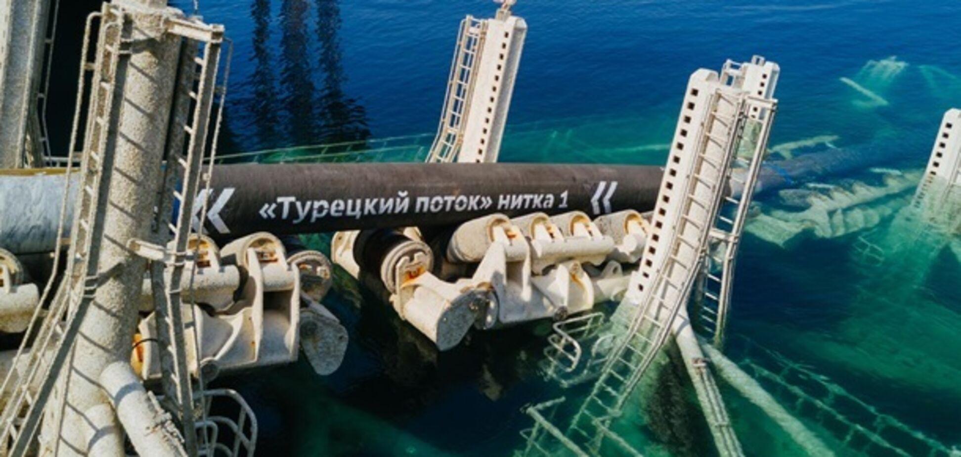 Росія завершила ще один мегапроект у Чорному морі