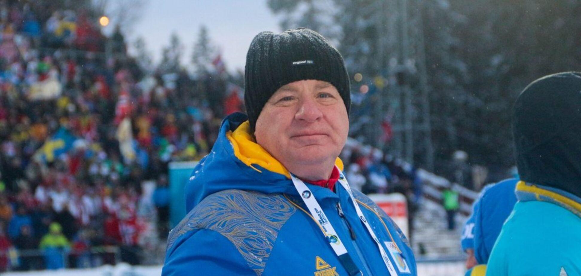 Збірна України з біатлону позбудеться російських працівників