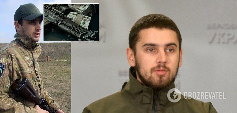 Скандальний екснардеп Дейдей влаштувався радником глави Нацполіції Києва