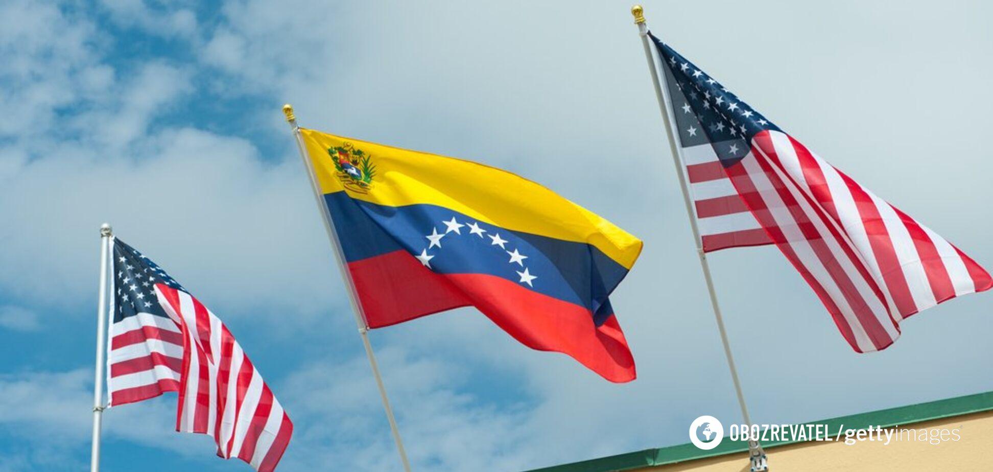 США вдарили санкціями по Венесуелі: що трапилося