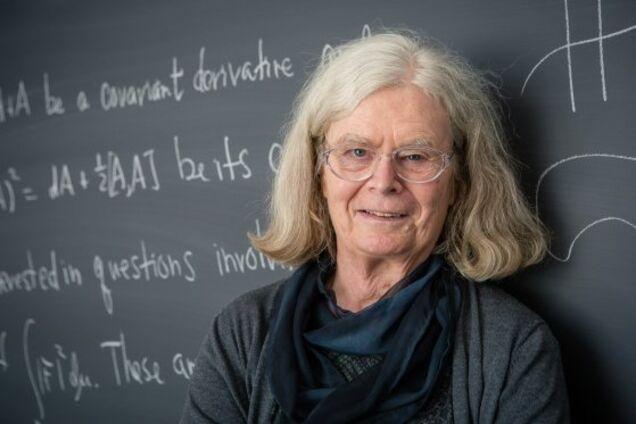 """Впервые в истории """"Нобелевскую премию по математике"""" получила женщина"""