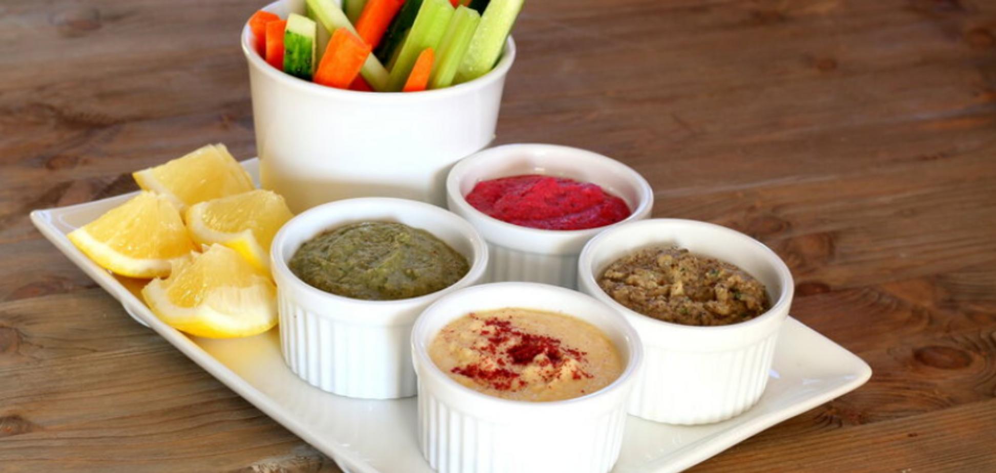 Великий піст 2019: топ-5 рецептів простих закусок
