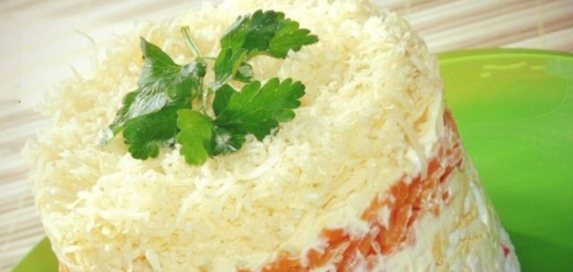 Як швидко і смачно приготувати салат 'Ніжність': найкращий рецепт
