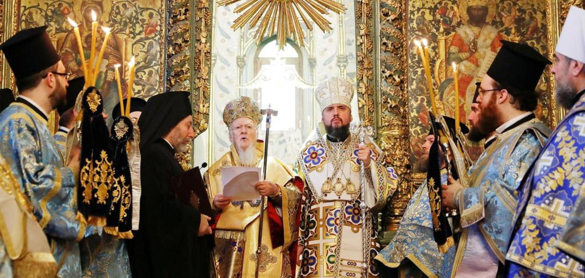 У Константинополі жорстко відповіли РПЦ про Томос ПЦУ
