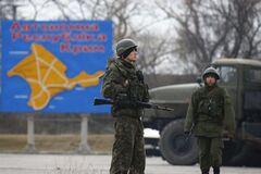 Обольщение Крымом развеялось: теперь бегут все
