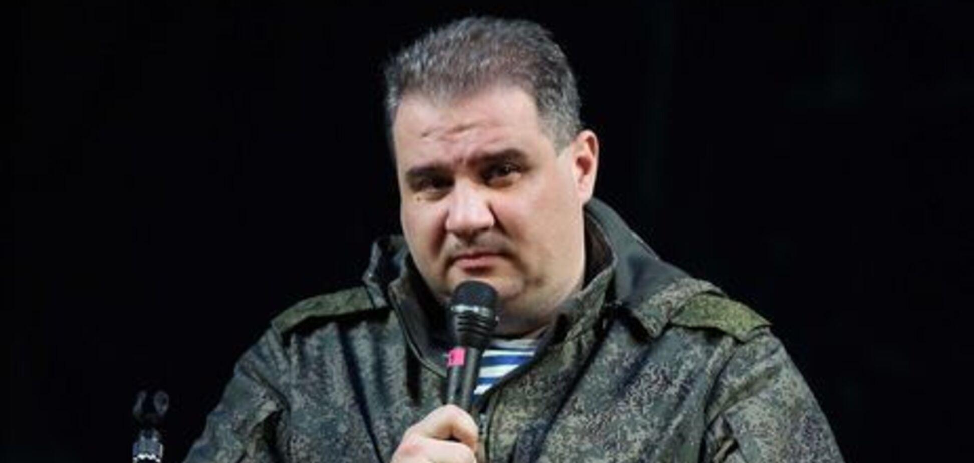 У Росії заарештували врятованого після вибуху екс-ватажка 'ДНР'