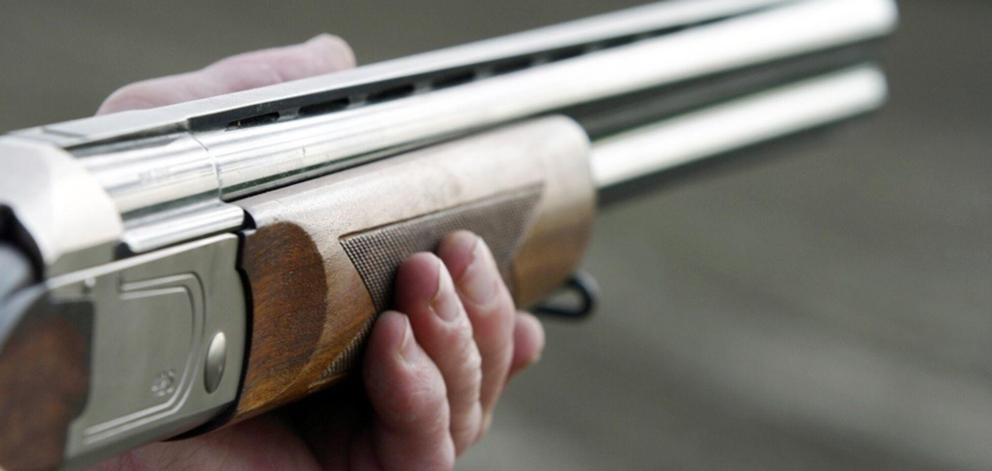 Жителя Запорожской области застрелили в упор из ружья