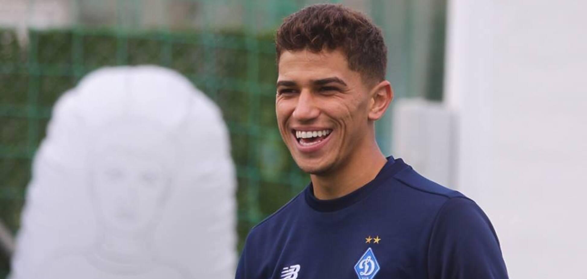Футболист 'Динамо' готовит подставу бразильскому клубу