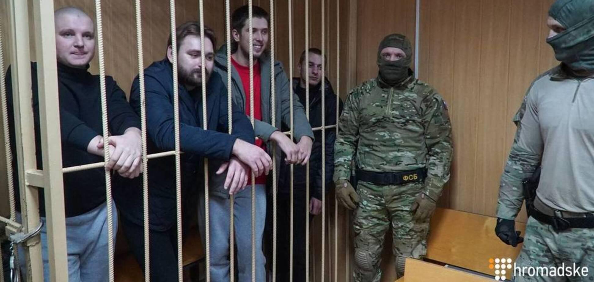 Больше 100 дней в плену: омбудсмен России рассказала о состоянии украинских моряков