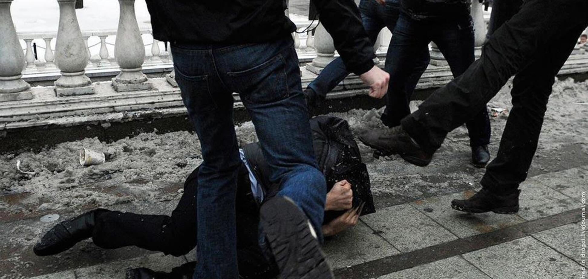 У Кривому Розі зам'яли справу про напад на поліцейських: втрутилося ДБР