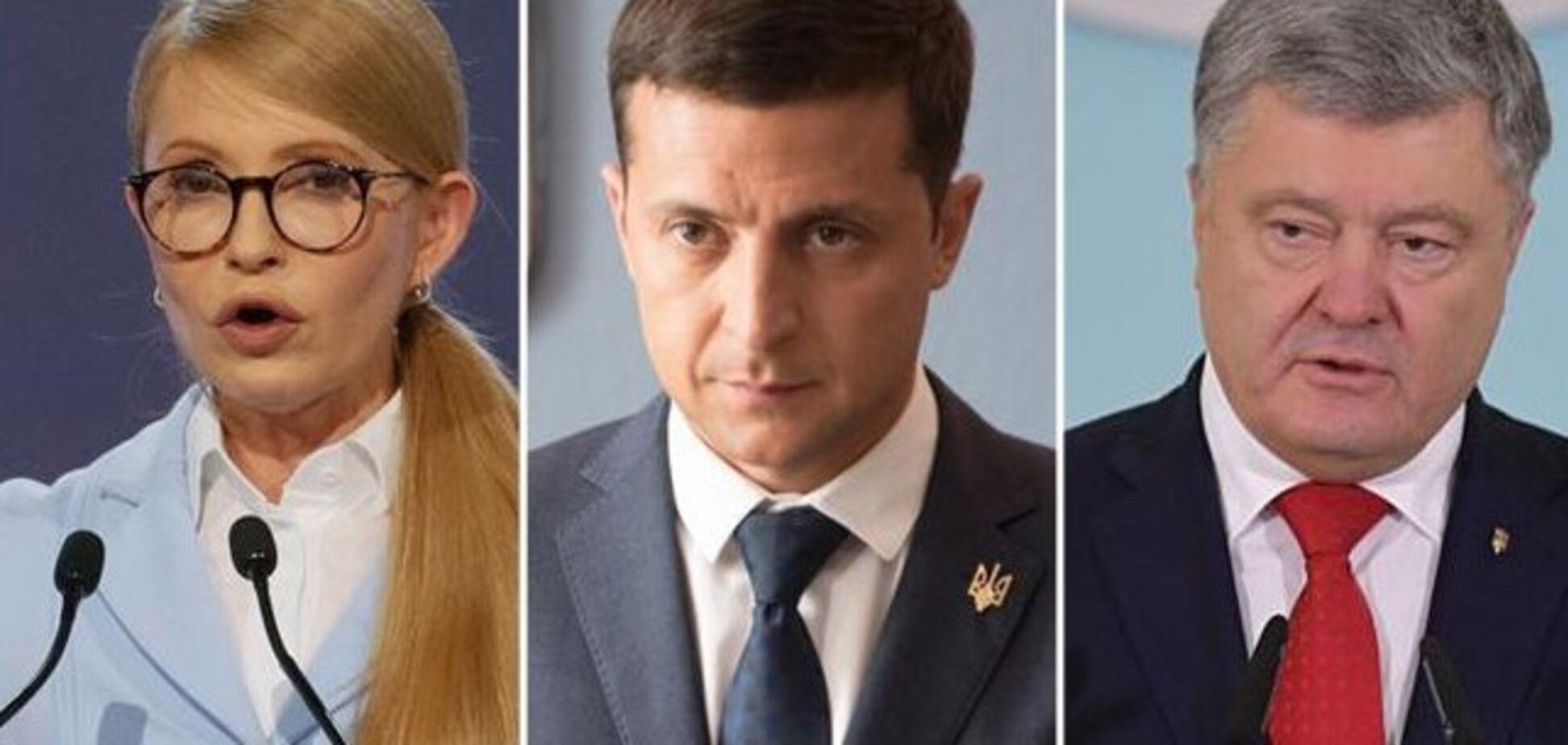 Посты за $50 тысяч: как кандидаты в президенты Украины рекламируются в Facebook