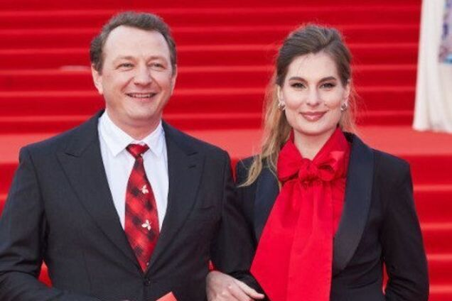 Марат Башаров с супругой Лизой