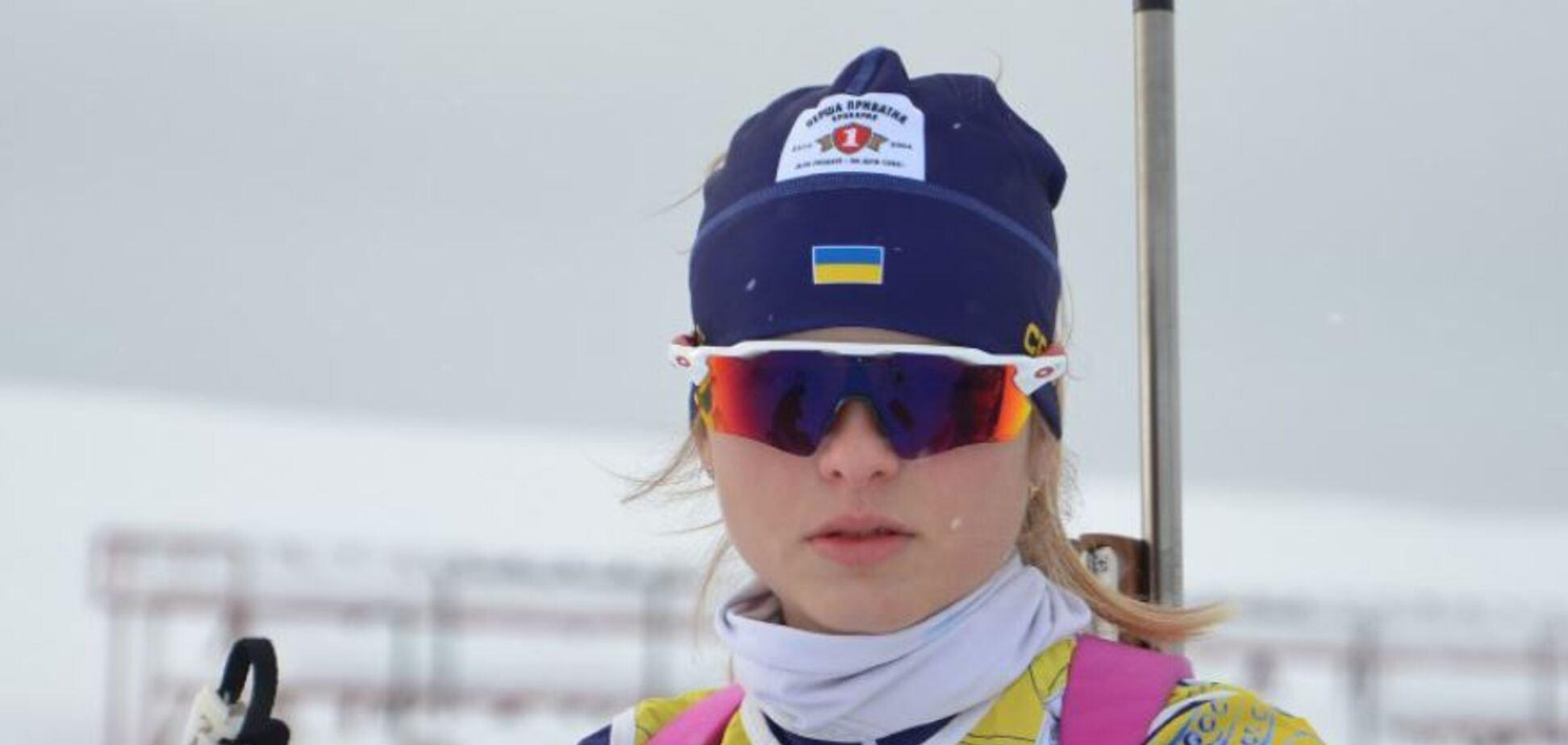 Отказалась от России: в сборной Украины произошло знаковое событие на КМ по биатлону