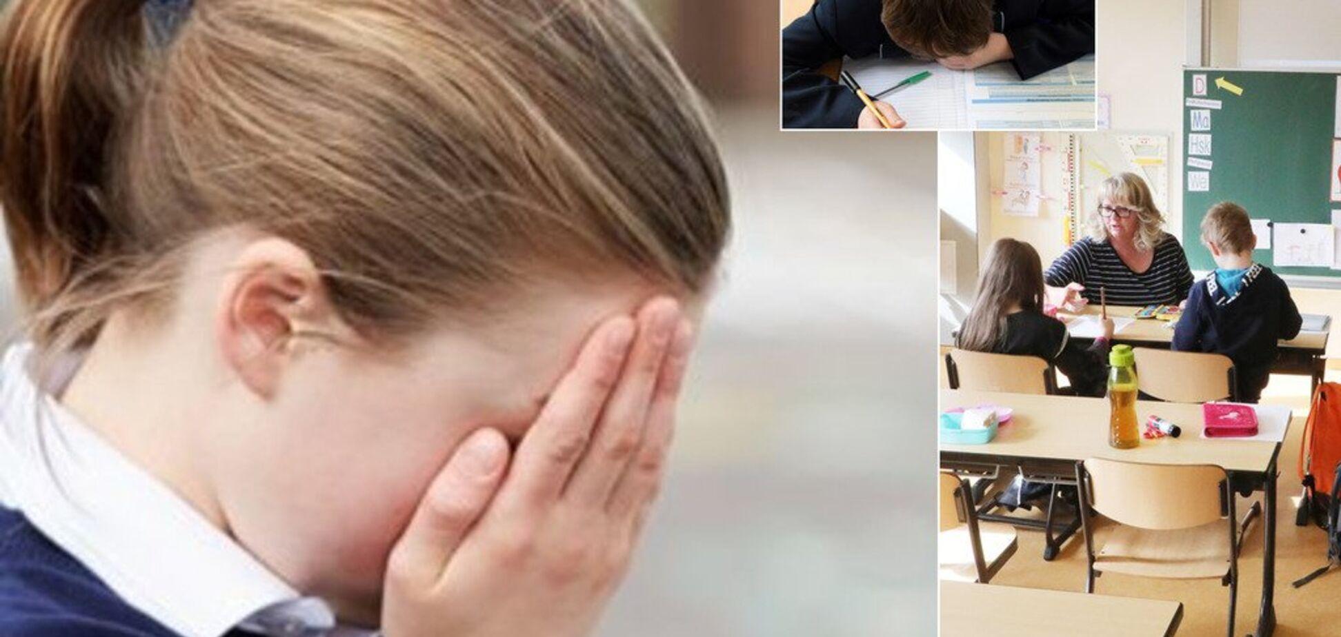'Пытался макнуть в унитаз, бил кулаком в живот': на Херсонщине учитель напал на школьника