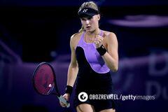 19-летняя украинская теннисистка разгромила звездную соперницу в Торонто