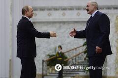 Лукашенко утерли нос