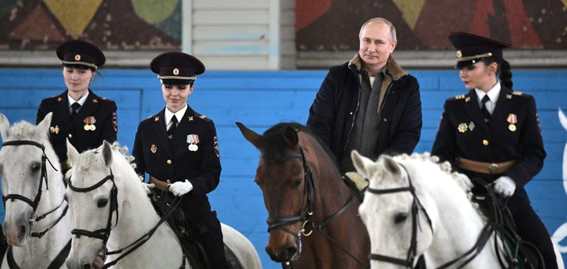 Думаете, Путин стал изгоем? Ошибаетесь!