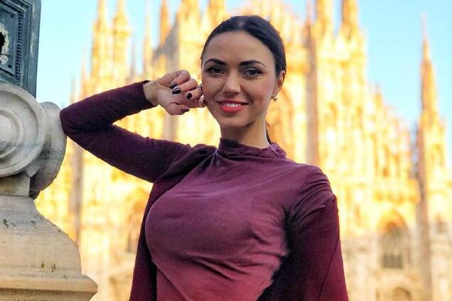 Замуж за итальянца? Украинская певица озадачила фанов личным фото