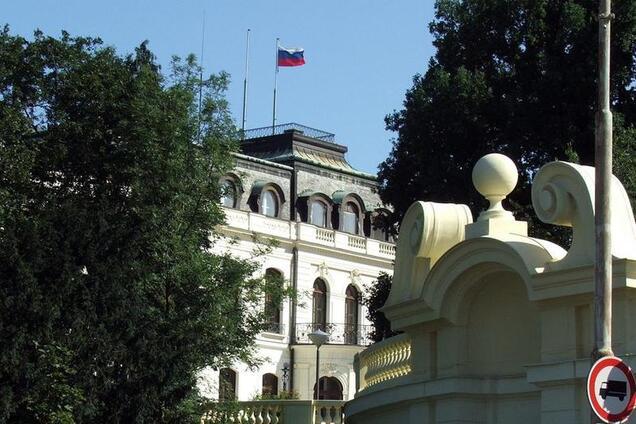 Посольство Росії у Празі
