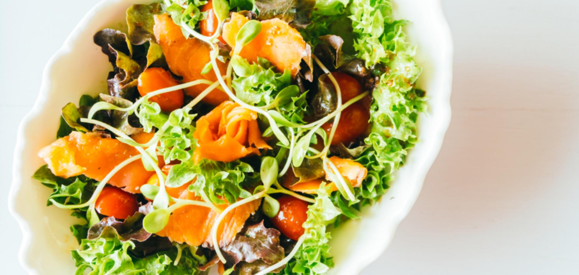 Що приготувати навесні: рецепт легкого салату