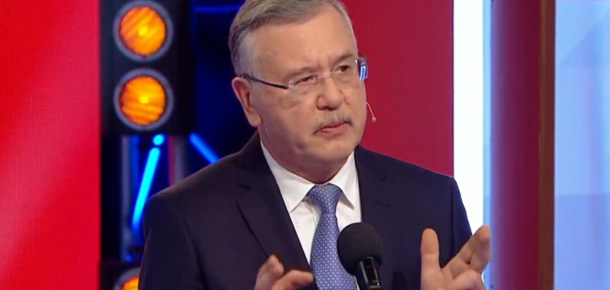 Будут арестованы: Гриценко жестко предупредил народных депутатов