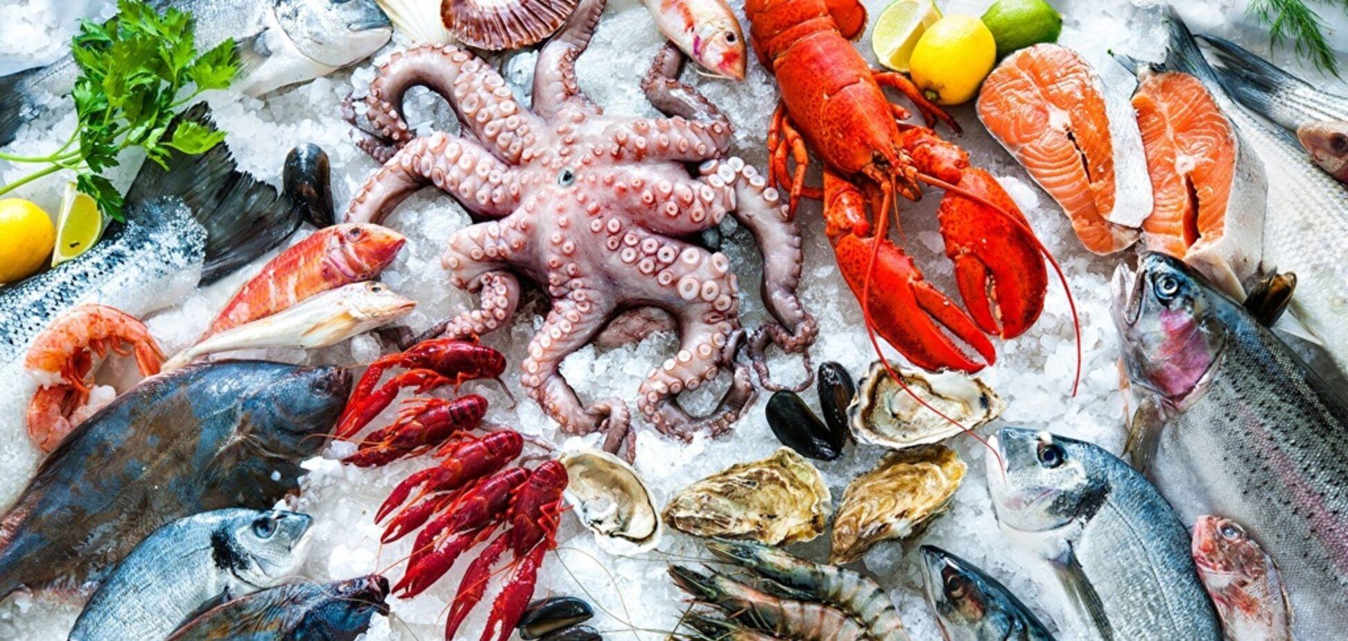 Как выбрать рыбу и морепродукты: диетолог дала советы украинцам