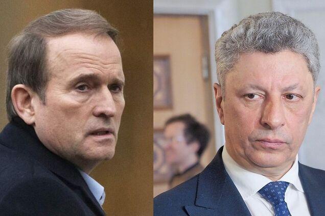 У СБУ розкрили хитрість РФ зі скандалом із Бойком і Медведчуком