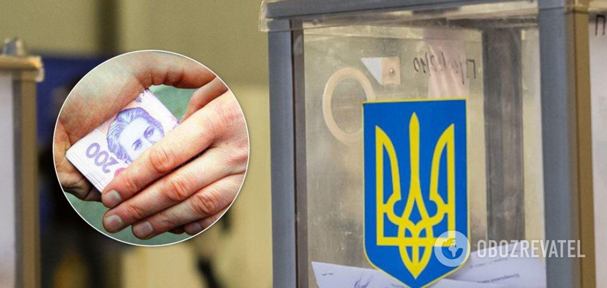 Из-за подкупа избирателей: на Киевщине объявили о подозрении мэру города