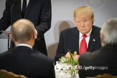 Трамп знову приховав суть переговорів із Путіним: у США новий скандал