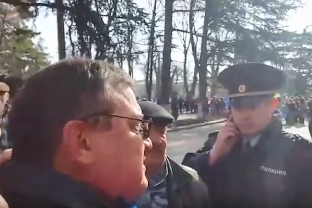 Предатель Украины