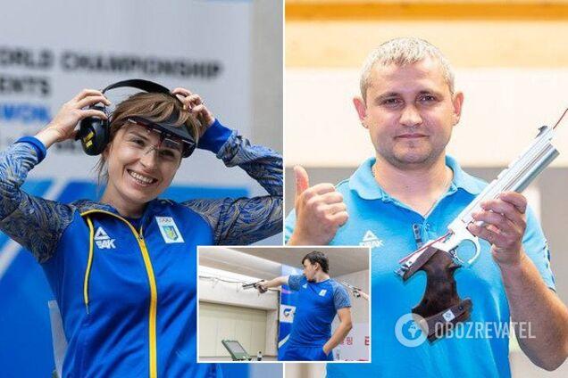 Олена Костевич, Олег Омельчук і Павло Коростильов