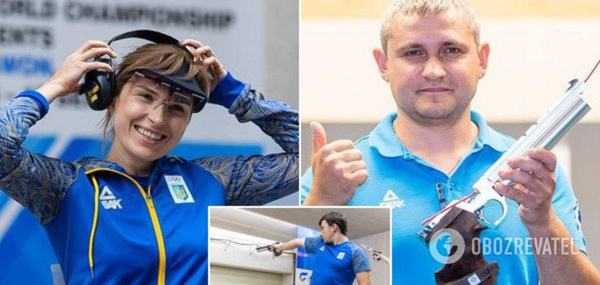 Випередили Росію: українці завоювали два золота на ЧЄ зі стрільби