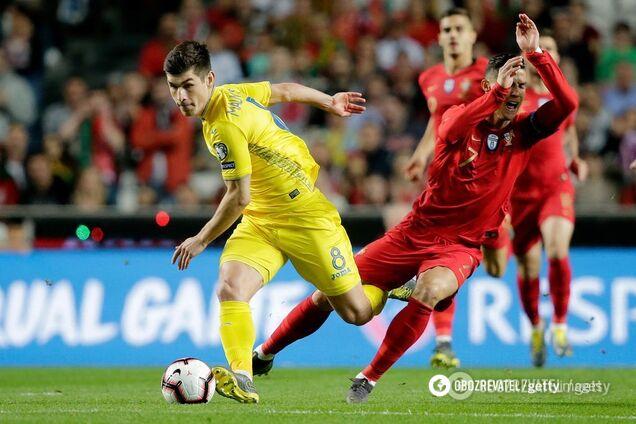 Португалія - Україна