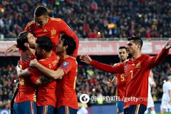 Натужная победа Испании: результаты отбора на Евро-2020 23 марта