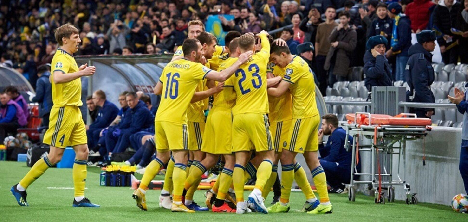 Де дивитися онлайн Казахстан - Росія: розклад трансляцій відбору Євро-2020