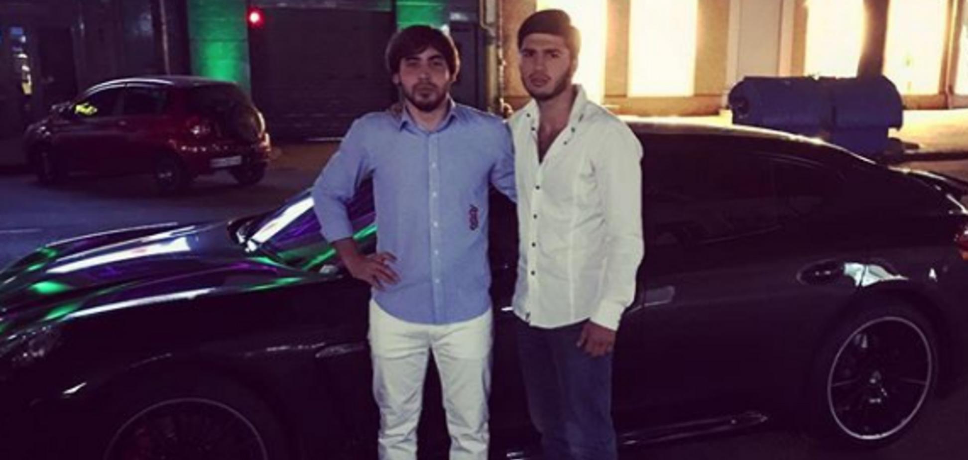 В Одессе разбился брат-мажор чемпиона мира по боксу: нашлись их личные фото
