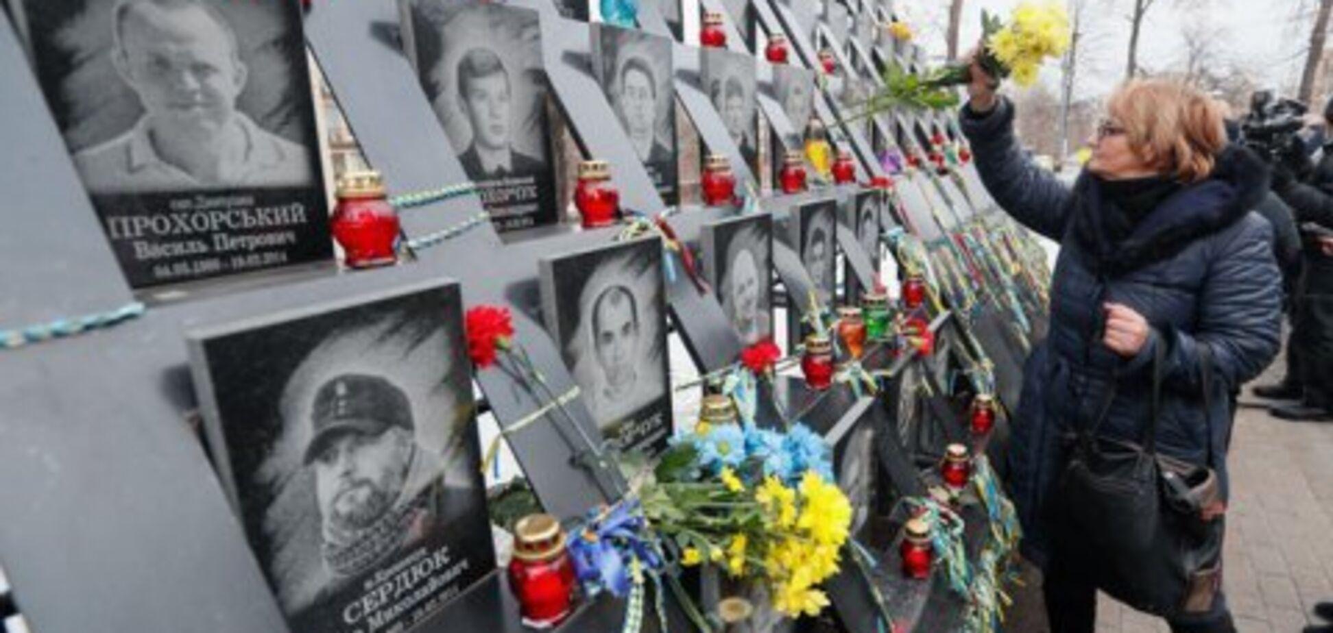 'Будете покарані': у Києві розгорівся скандал навколо активістів через Небесну Сотню