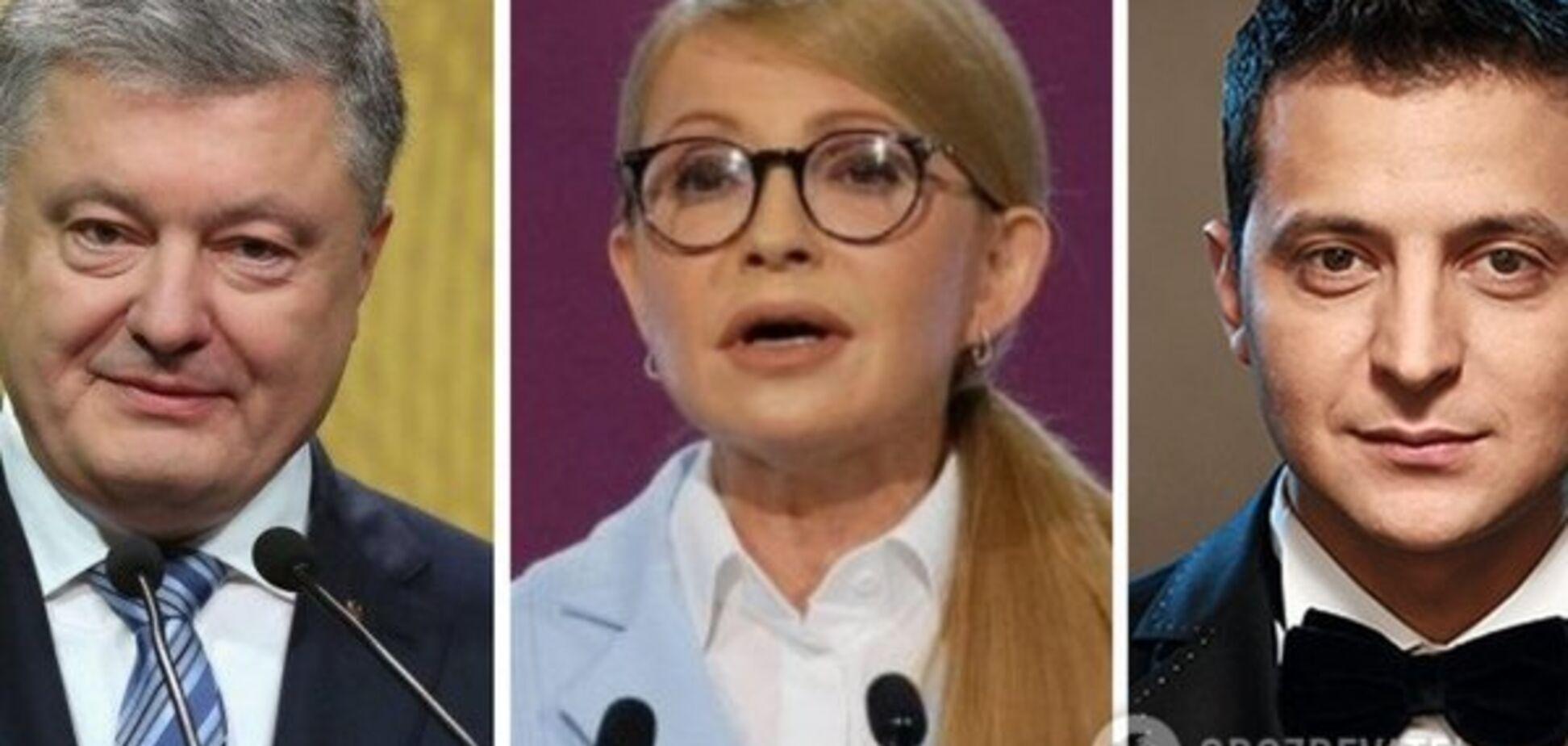 'Мальчик и вражина': Венедиктов сказал, как Кремль видит кандидатов в президенты Украины