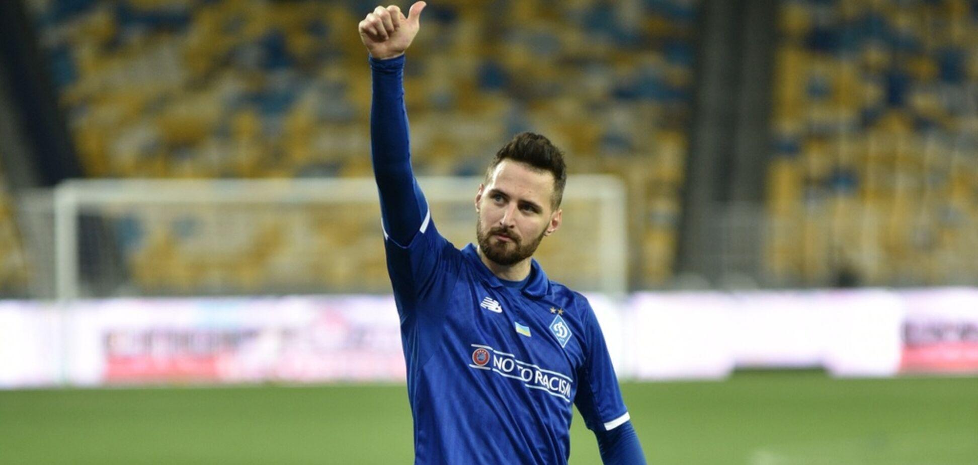 Футболіст 'Динамо' зізнався, що не спілкується з Хацкевичем