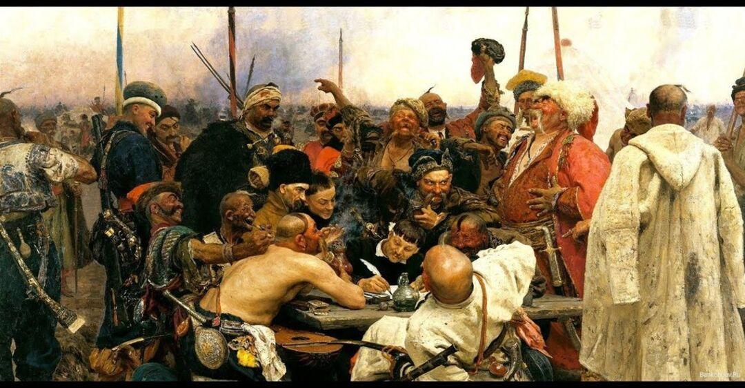 'У казаков-запорожцев – русские корни': в России задумали украсть историю Украины