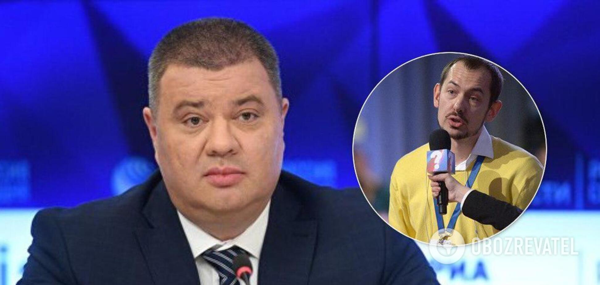 'Хорошо устроились': Цимбалюк унизил перебежчика из СБУ в прямом эфире росТВ