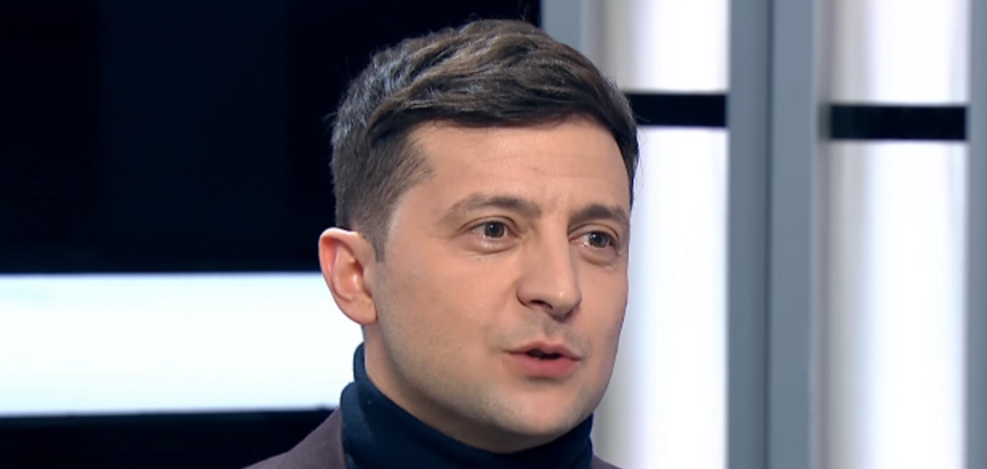 'Стати на коліна перед Путіним': Зеленський пояснив гучну заяву