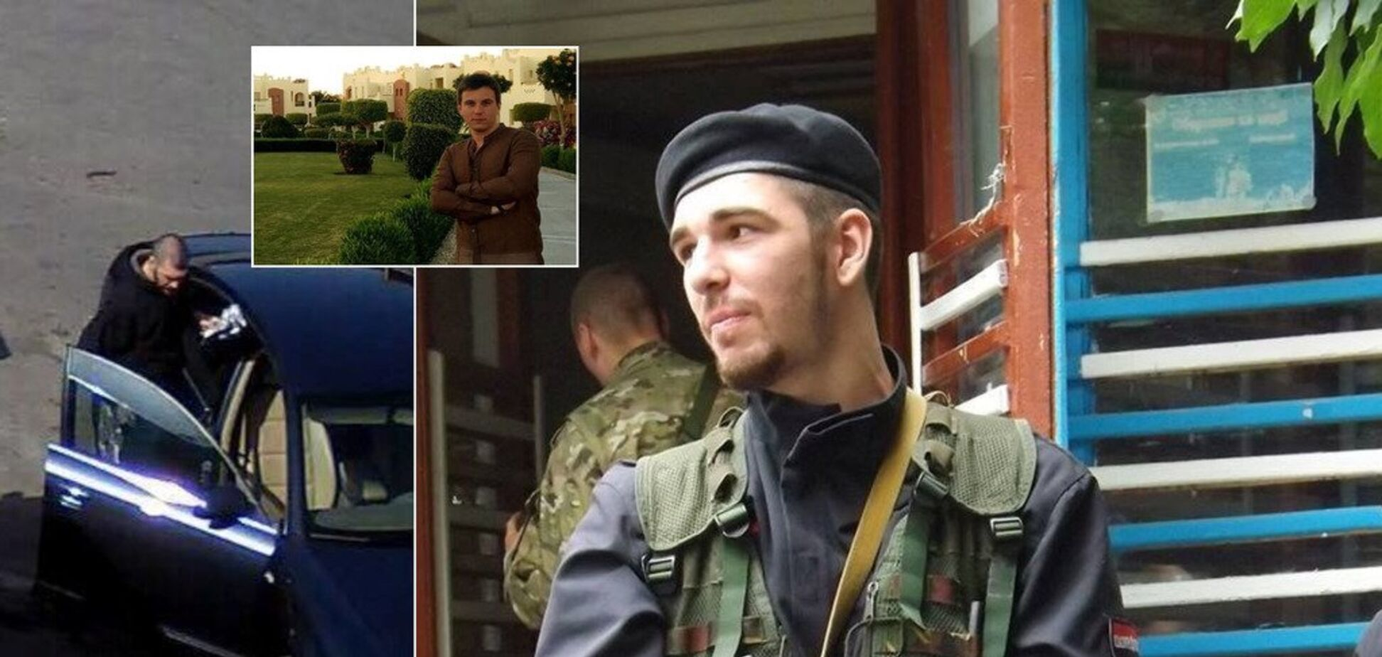 ''Уходил из-под носа полиции'': что известно о похитителе водителя BlaBlaCar, который взорвался в Киеве