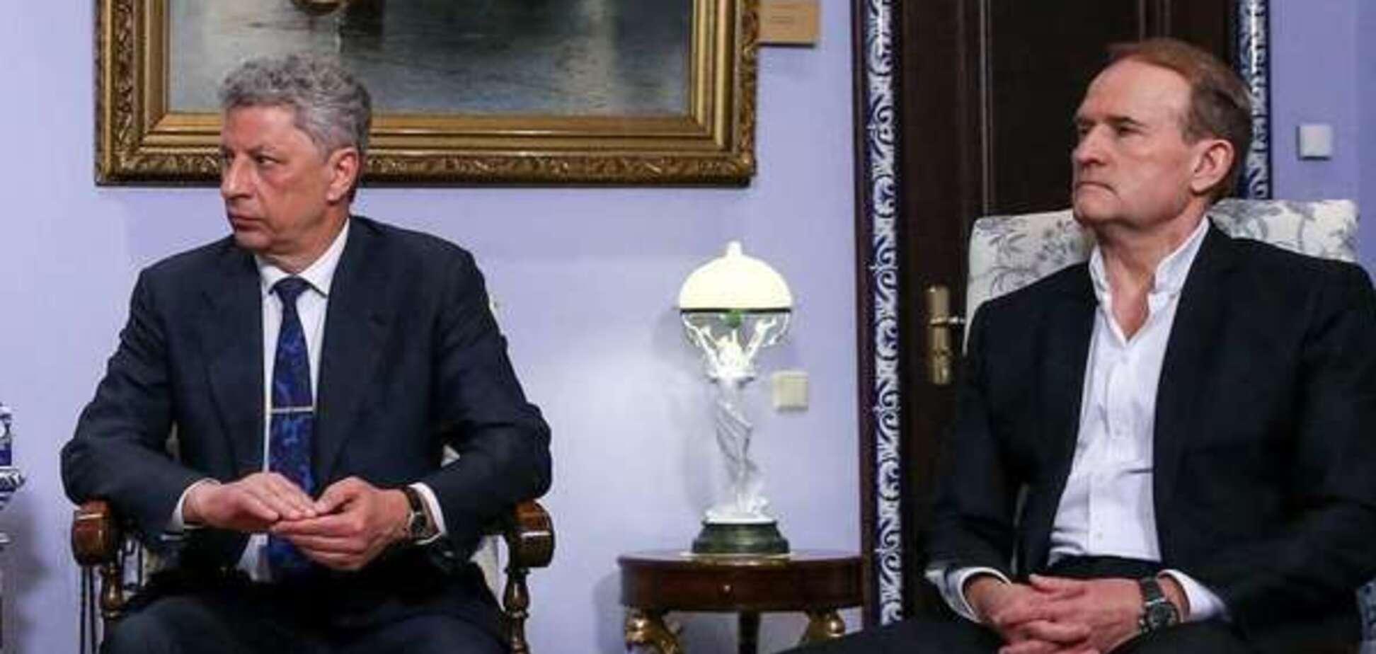 Чому не з Путіним? Історик озвучив важливий нюанс зустрічі Бойка і Медведєва