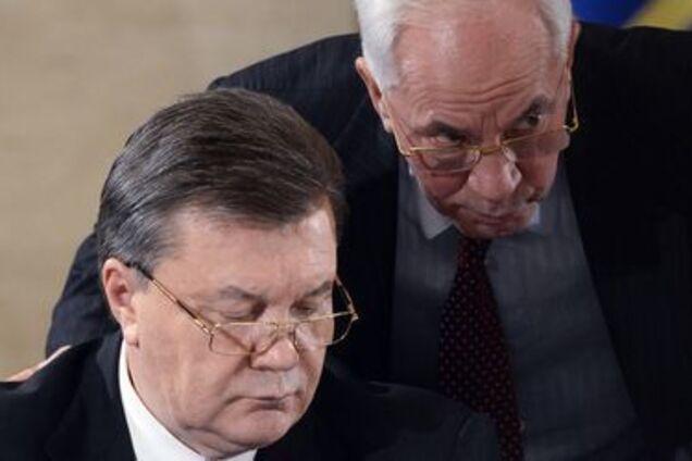 Против Азарова и Пшонки продлят санкции: у Рябошапки рассказали подробности