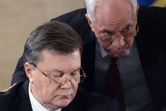Проти Азарова і Пшонки продовжать санкції: у Рябошапки розповіли подробиці