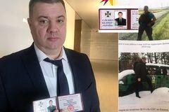 Гнобил подчиненных и получил от командира в лицо: что известно о сбежавшем в Россию экс-СБУшнике