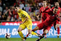 Проучили Роналду: Украина выдала лучший старт отбора на Евро в 21 веке